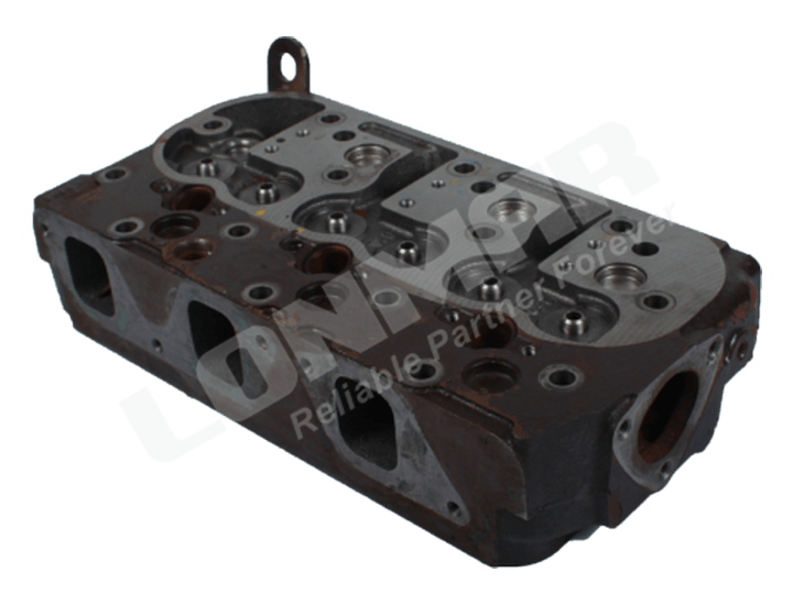New Holland Tractor Parts Cylinder Head New Type