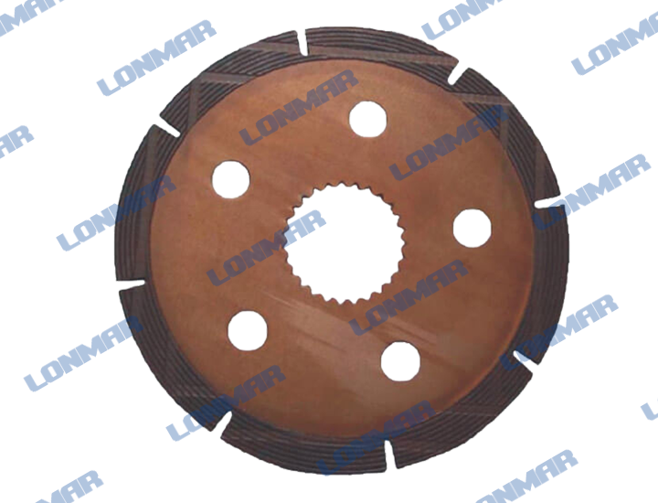 Massey Ferguson Tractor Parts Brake Friction Disc New Type