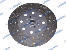Clutch Disc New Holland Agriculture