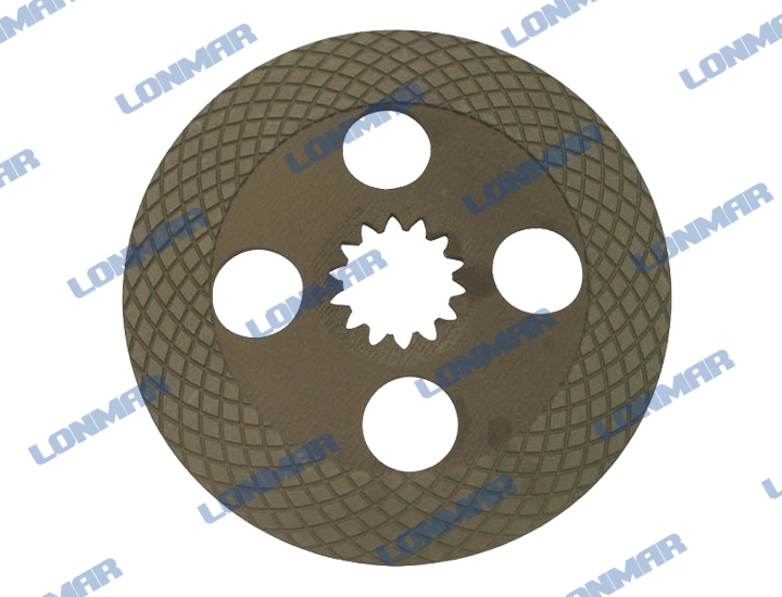 New Holland Tractor Parts Brake Friction Disc High Quality Parts