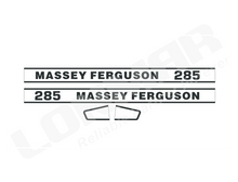 Massey Ferguson Tractor Parts Emblem New Type