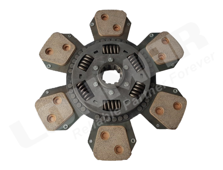 Tractor Parts Clutch Disc New Type