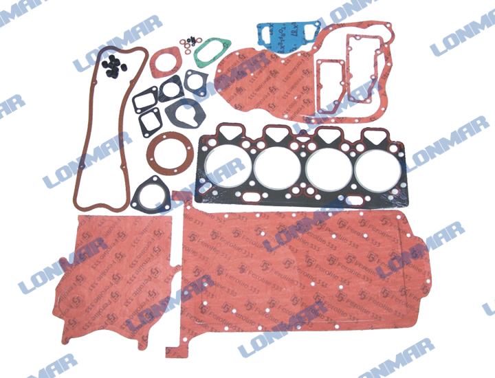 Landini Tractor Parts Engine Gasket Kit New Type