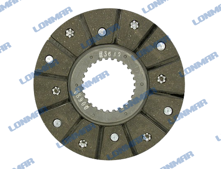 Brake Friction Disc New Holland Agriculture